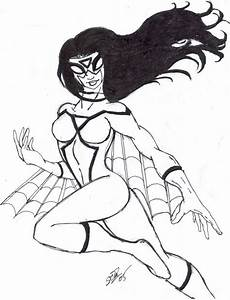 amazing Spider-Woman Superhero Printable coloring pages ...