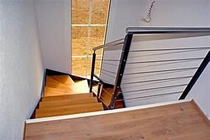 Escalier Bois Quart Tournant : escalier 1 4 tournant ~ Farleysfitness.com Idées de Décoration