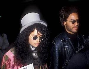 Lisa Bonet and Lenny Kravitz in 1988   Remember When These ...