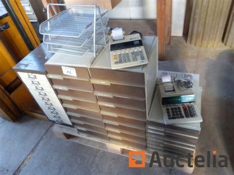 materiel de bureau occasion mat 233 riel de bureau bacs 224 courrier tiroirs