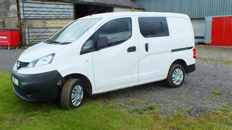 Nissan Conversion by Nissan Nv200 Cer Conversion Small Conversions