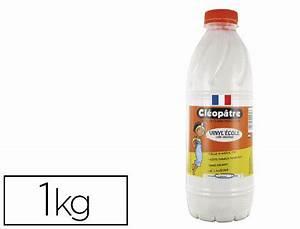 Colle Cleopatre Liquide Carrefour : cleopatre colle vinylique bidon 1kg petites fournitures ~ Dailycaller-alerts.com Idées de Décoration