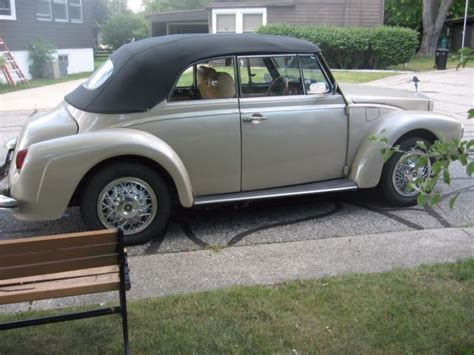 Rolls Royce Volkswagen by 1969 Volkswagen Beetle Rolls Royce Kit Car For Sale