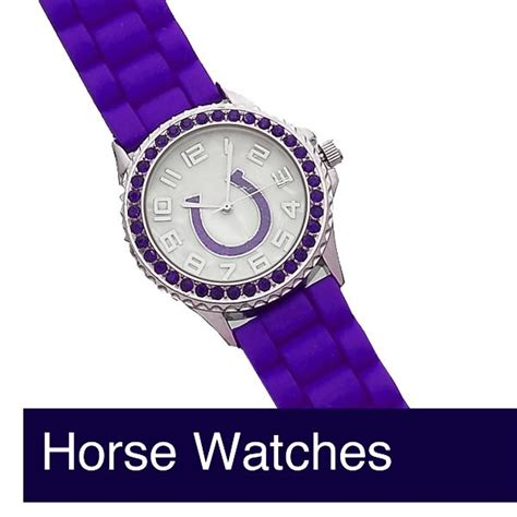 horse watches horse jewellery gifts filly