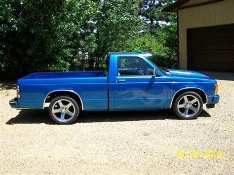 Buy New 1991 Chevy S10 Custom Truck **must See** In Hudson