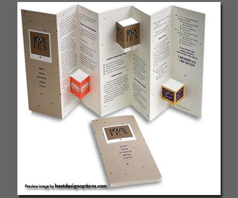 Unique Brochure Designs by Cv Sketchblog Brochure Design