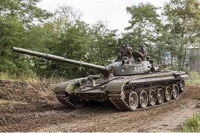 72 Char Tanks Russian 72m1 Army Tank