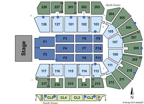 foto de Long Island Medium Tickets Stockton Arena Seating Chart