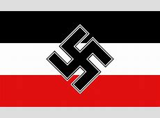 Alternate Flag of Nazi Germany vexillology