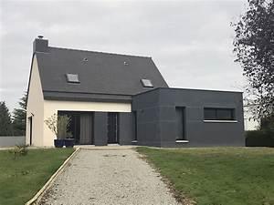 Agrandissement Maison : devis extension maison devis travaux et batiment ~ Nature-et-papiers.com Idées de Décoration