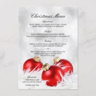 Business Dinner Invitations & Announcements Zazzle