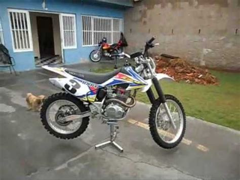 Crf 230 2012 Mais Vistos Youtube