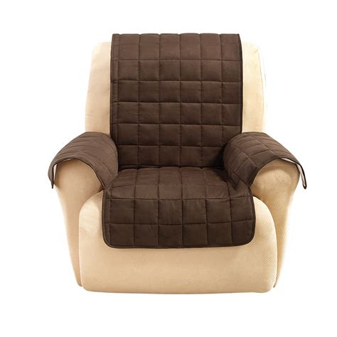 recliner covers sure fit recliner slipcover reviews wayfair