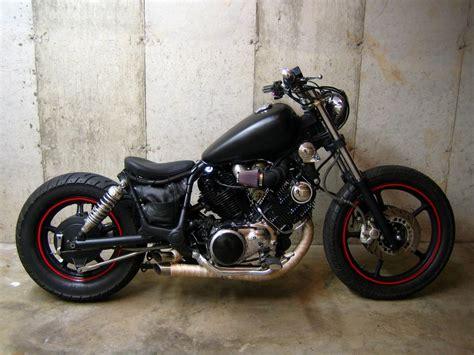 Motorcycle, Bobber, V