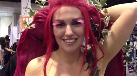 Jacqueline Goehner Great Fairy Cosplay Wondercon Youtube