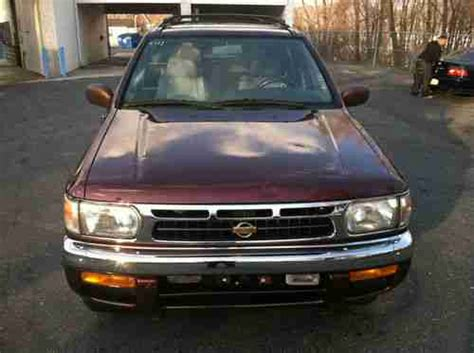 on board diagnostic system 1996 nissan pathfinder auto manual sell used 1996 nissan pathfinder le sport utility 4 door 3 3l in reading pennsylvania united