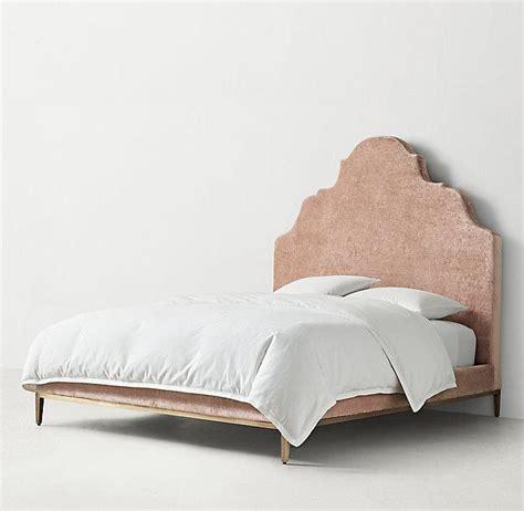 brown chateau elegance king metal bed