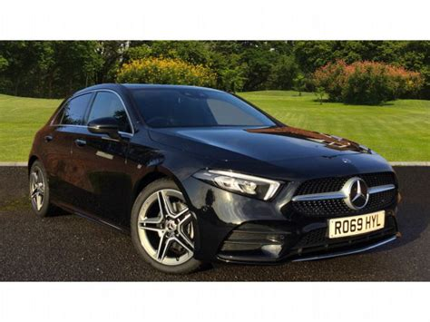 The 161bhp a200 is much pokier than the a180, and our pick of the range. 2019 MERCEDES-BENZ A CLASS A200 AMG Line Premium 5dr Auto Hatchback For Sale Motors | Cars ...