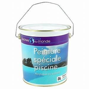 Peinture Pour Piscine : peinture luxens avec leroy merlin brico depot ~ Nature-et-papiers.com Idées de Décoration