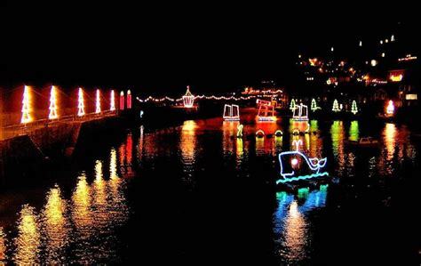 mousehole christmas lights forever cornwall unique retreats