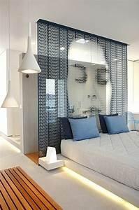 Tete De Lit Design : la t te de lit originale en 46 photos ~ Teatrodelosmanantiales.com Idées de Décoration