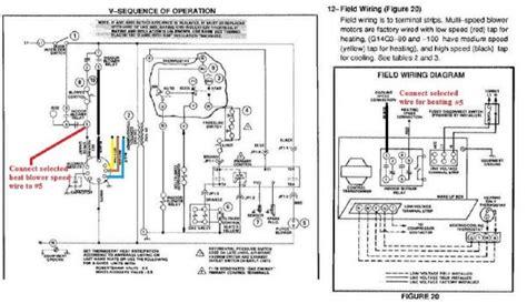 Loose Wire Lennox Pulse Furnace Nodel