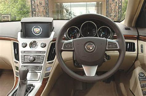 cadillac cts    uk review autocar