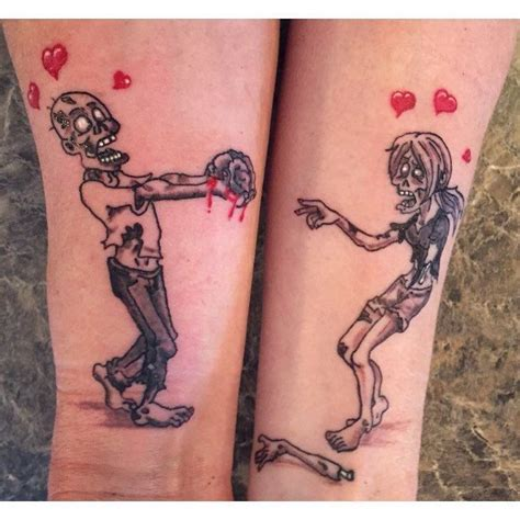 couple tattoos meanings ideas  designs