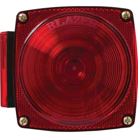 Blazer Lights by Blazer Led 7 Function Square Stop Turn Light For