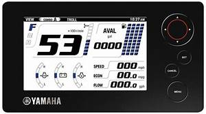 Yamaha Outboard Digital Gauges Manual