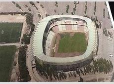 Las fotografías históricas de El Norte del Nuevo Estadio