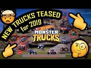 Wheels And Waves 2019 : 2019 new hot wheels monster trucks teased in commercial youtube ~ Medecine-chirurgie-esthetiques.com Avis de Voitures