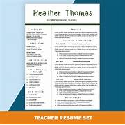 Elementary Teacher Resume CV Templates Teaching Resume Cover Letter Elementary Teacher Cover Letter Sample Employment Pinterest Cover Letter Elementary Teacher Resume Sample My Classroom Management Pinterest