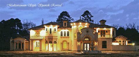 Mediterranean Villa House Plans by Luxury Home Mansion Castle Design Plan Mediterranean Villa