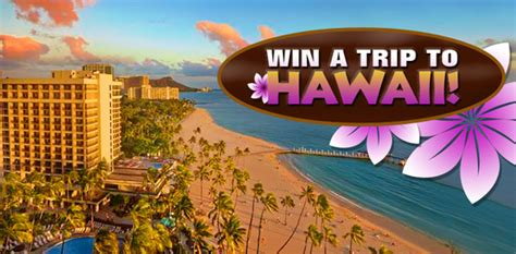 Win A Trip To Hawaii Travelquazcom