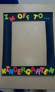 I made this for my pre k students to hold up for a picture for Posterboard letters