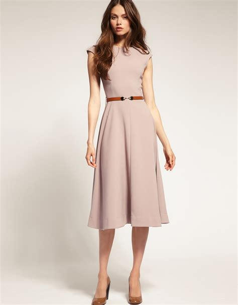Midi Dress For Work  Review u2013 Fashion-Forever