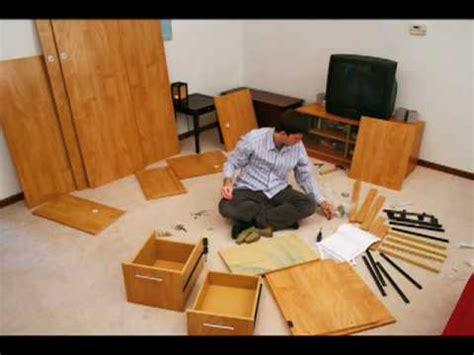 Stopmotion Bush Desk Assembly  Youtube