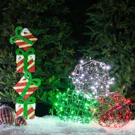 Dekoideen Weihnachten Draussen by Outdoor Yard Decorating Ideas