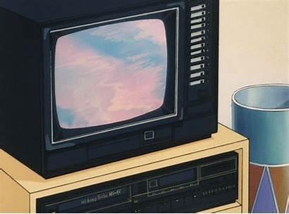 Tv Gifs Aesthetic Anime Animated Samantha Giphy