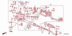 P S  Gear Box Eps  Rh  For Honda Cars Civic Hybrid Mx 4