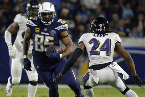 nfl playoff wild card chargers  ravens open thread