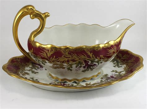 Gravy Boat Home Bargains by Bargain S Antiques Antique Limoges Gravy Boat With