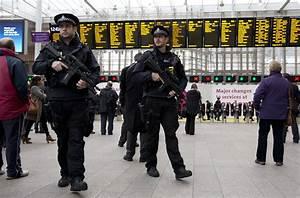 British Transport Police make thousands of arrests every ...