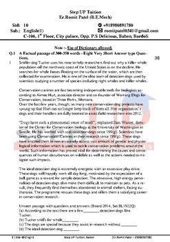 cbse  std english worksheets  worksheet blog