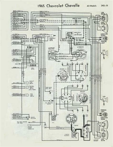 Help Need Wiring Diagram For Chevy Malibu Chevelle Tech
