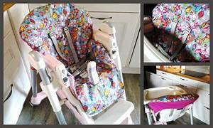 Housse Pour Chaise Haute : housse chaise haute prima pappa diner peg perego ~ Teatrodelosmanantiales.com Idées de Décoration
