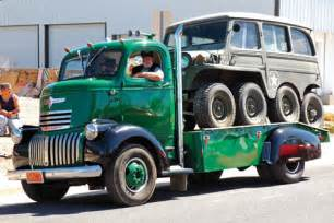 Jeep Cab Over Engine Truck