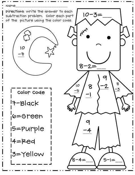 Coloring Math Worksheets by Math Coloring Pages Best Coloring Pages For