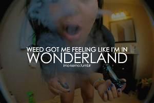 Girl Smoking Weed Quotes. QuotesGram